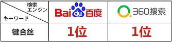 www.tanaka.com.cnのSEO対策結果